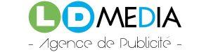 le logo de LD Media